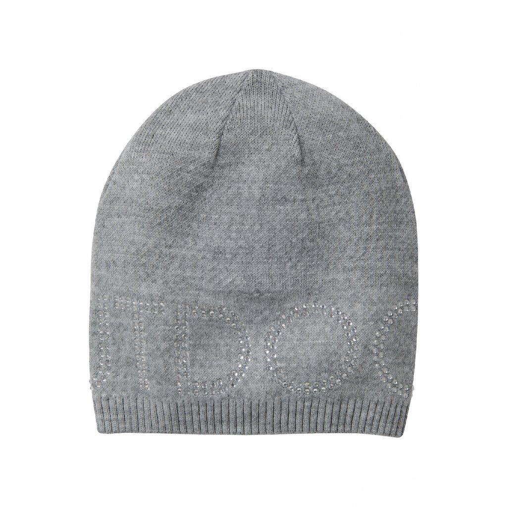 Dámska sivá čiapka BETTY BARCLAY