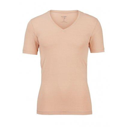 Pánske neviditeľné tričko s krátkym r. OLYMP Body Fit