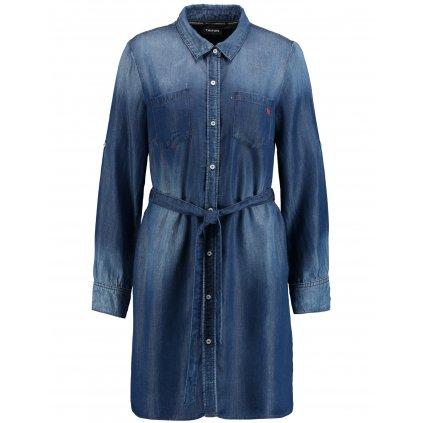 Dámske denimové šaty TAIFUN