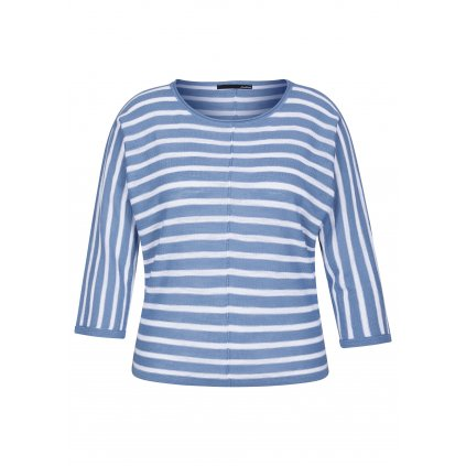 Letné pásikavé tričko LE COMTE