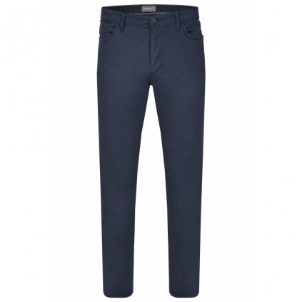 Päťvreckové ultra ľahké nohavice z pima bavlny HATTRIC, regular fit