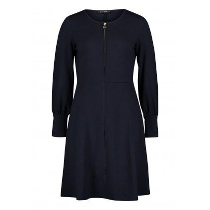 Tmavomodré šaty BETTY BARCLAY