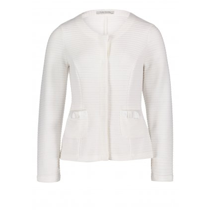 Elegantné úpletové sako BETTY BARCLAY