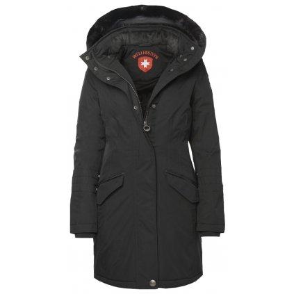 Dámsky funkčný kabát s odopínateľnou kapucňou WELLENSTEYN, nadmerná veľkosť