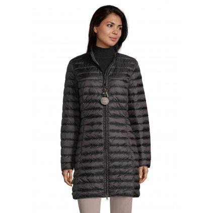 Dámska čierna ľahká páperová bunda BETTY BARCLAY