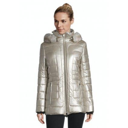 Dámska lesklá zimná bunda GIL BRET