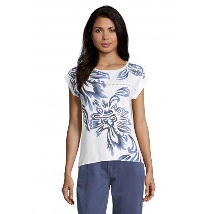 Dámske tričko bez rukávov s potlačou BETTY & CO