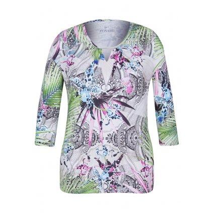 Dámske farebné tričko RABE