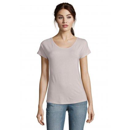 Dámske ružové tričko Betty&Co.