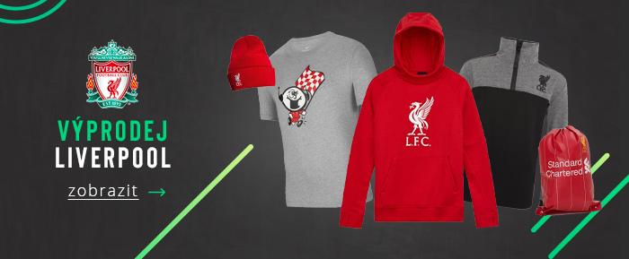 Výprodej Liverpool FC