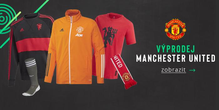 Výprodej Manchester United