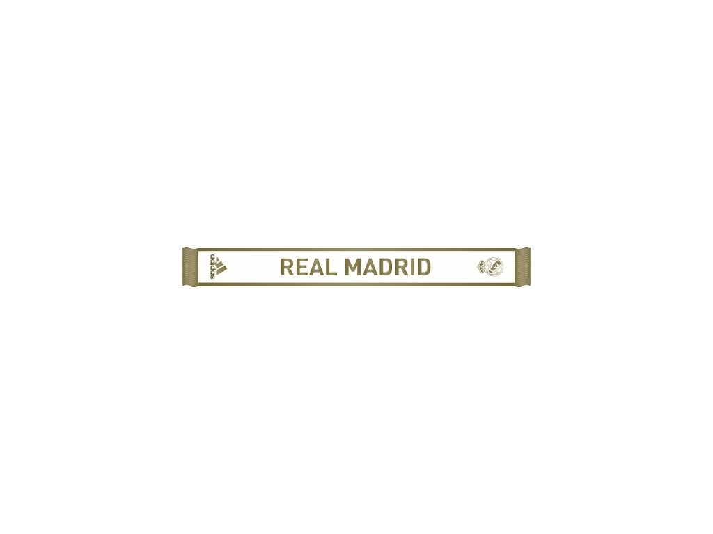 Šála REAL MADRID 19 adidas