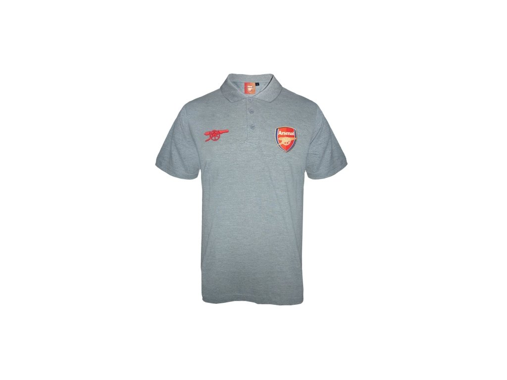 Polo ARSENAL FC SLab grey