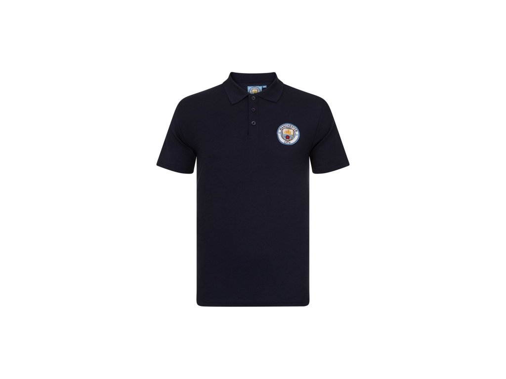 Polo MANCHESTER CITY SLab navy
