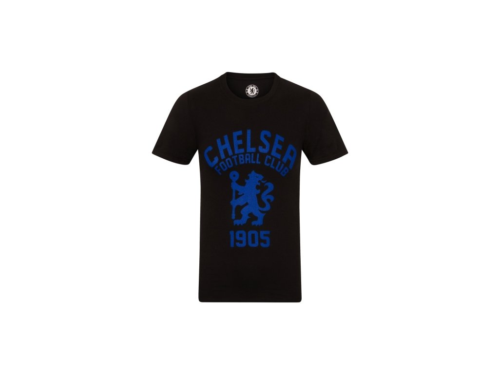 Tričko CHELSEA FC SLab graphic black