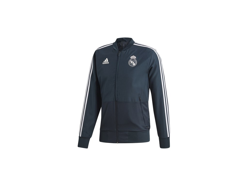 Bunda REAL MADRID 18 presentation teconi