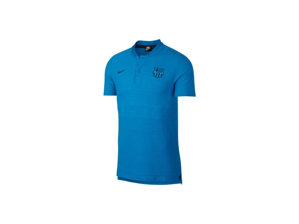Polo BARCELONA FC 19 Grand Slam blue