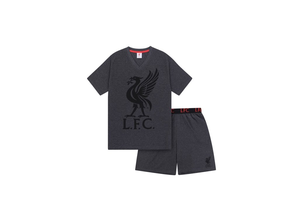 Pyžamo LIVERPOOL FC SLab grey