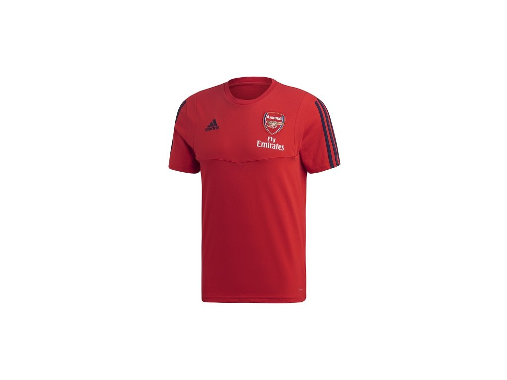 Tričko ARSENAL FC 19 tee red