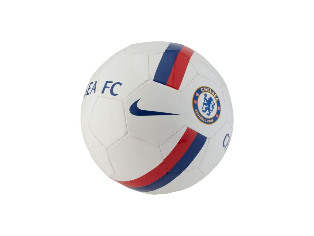 Míč CHELSEA FC supporters white