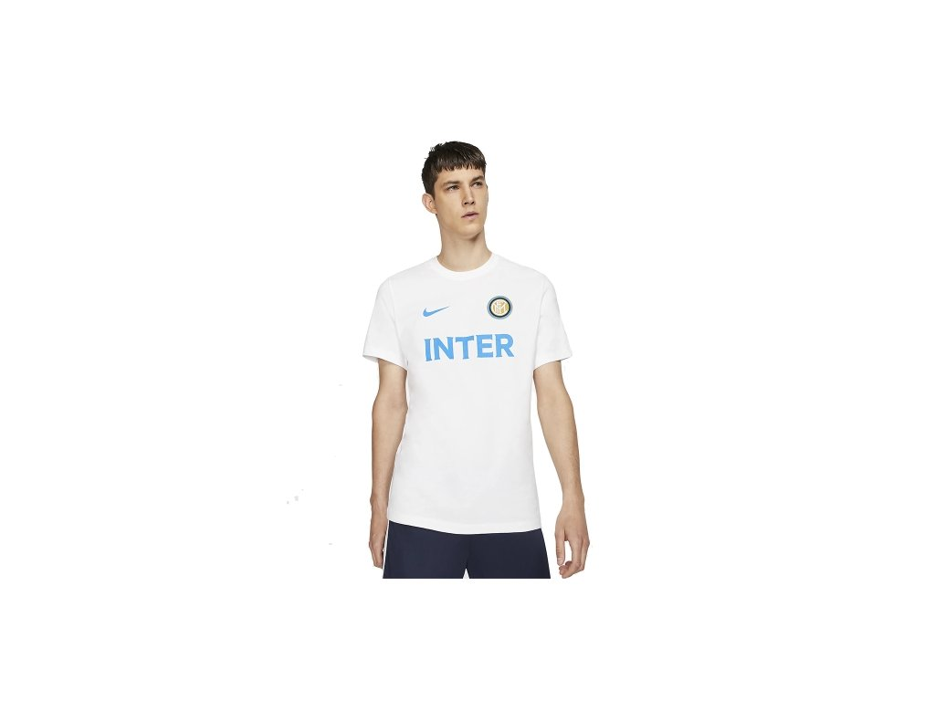 Tričko INTER MILAN 19 core white