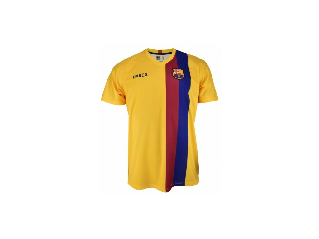 Tričko BARCELONA FC away replika