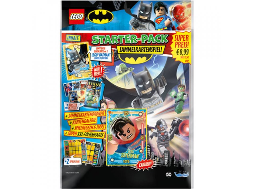 29543 starter pack lego batman