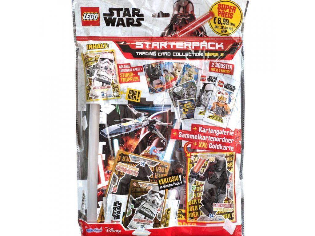 29639 starter pack lego star wars s2