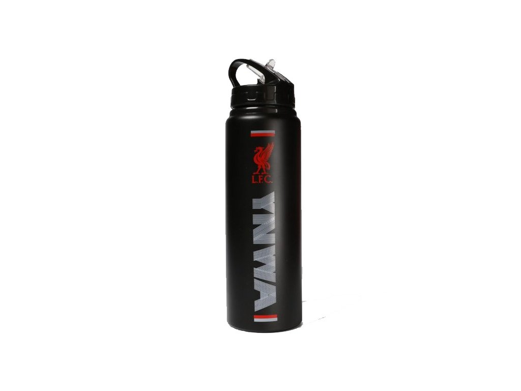 Láhev LIVERPOOL FC YNWA black  750 ml