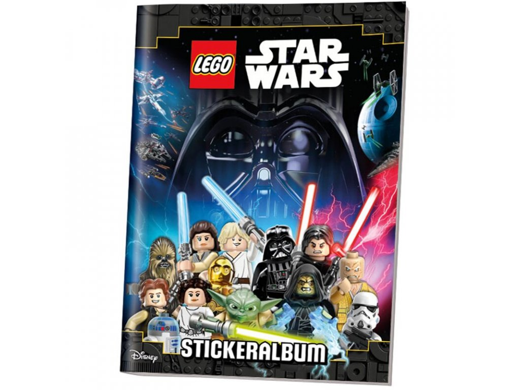 lego star wars 2020 sammelsticker 1 album