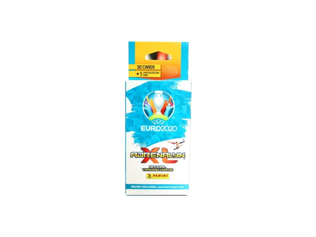 3317 blister panini euro 2020 adrenalyn xl