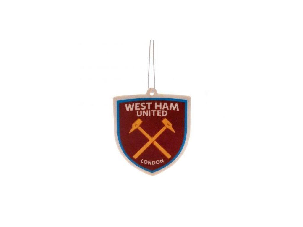 Vůně WEST HAM UNITED do auta