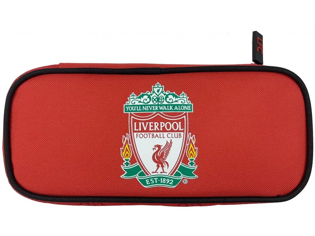 Penál LIVERPOOL FC compact red