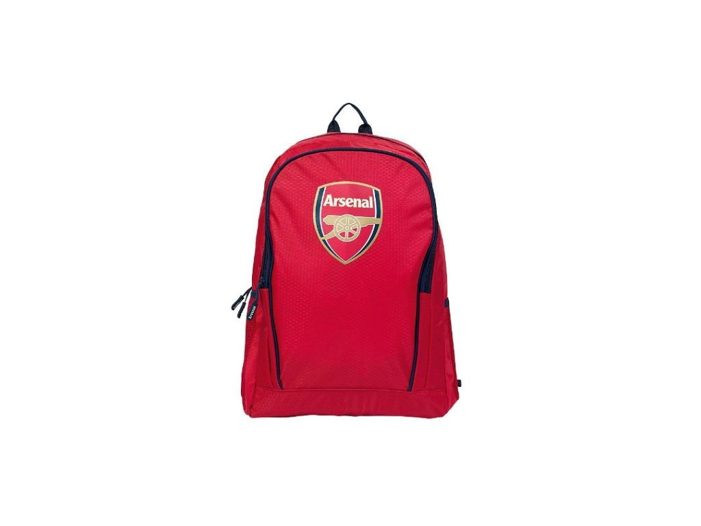 Batoh ARSENAL FC red