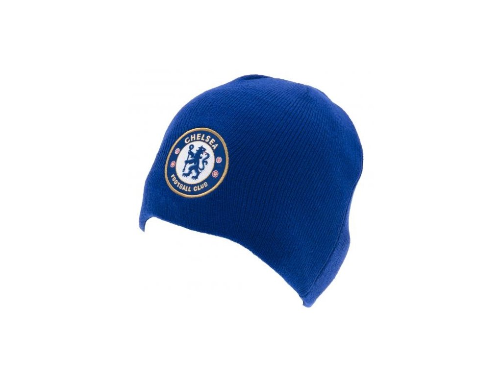 Čepice CHELSEA FC basic royal