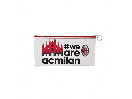 Penál AC MILAN we are white