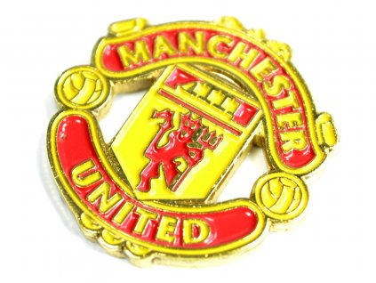 man utd pin badge highres