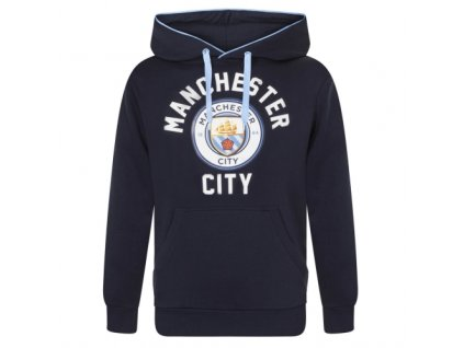 Mikina MANCHESTER CITY SLab Graphic navy