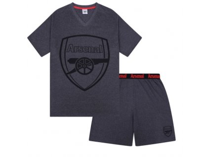 Pyžamo ARSENAL FC SLab grey