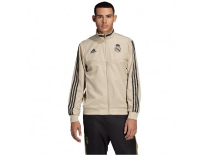 Bunda REAL MADRID 19 presentation rawgold