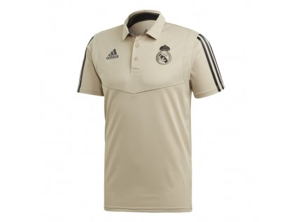 Polo REAL MADRID 19 rawgold