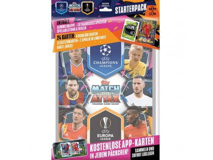 topps champions league 2020 21 trading cards 1 starter