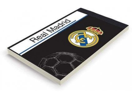 Real Madrid notesz A7 30 lapos