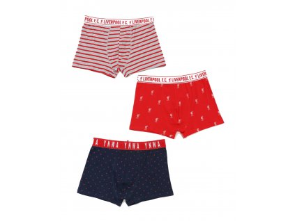 3pack boxerky LIVERPOOL FC