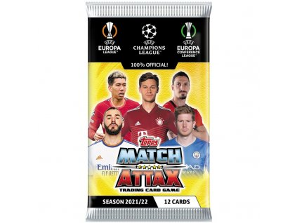 topps champions league 2021 22 trading cards 1 booster