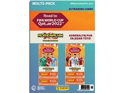 5207506 Road to WC 2022 Multipack 600