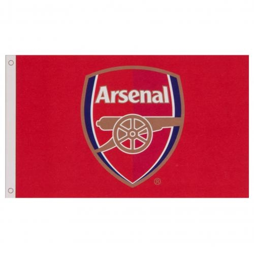 Vlajka ARSENAL FC crest