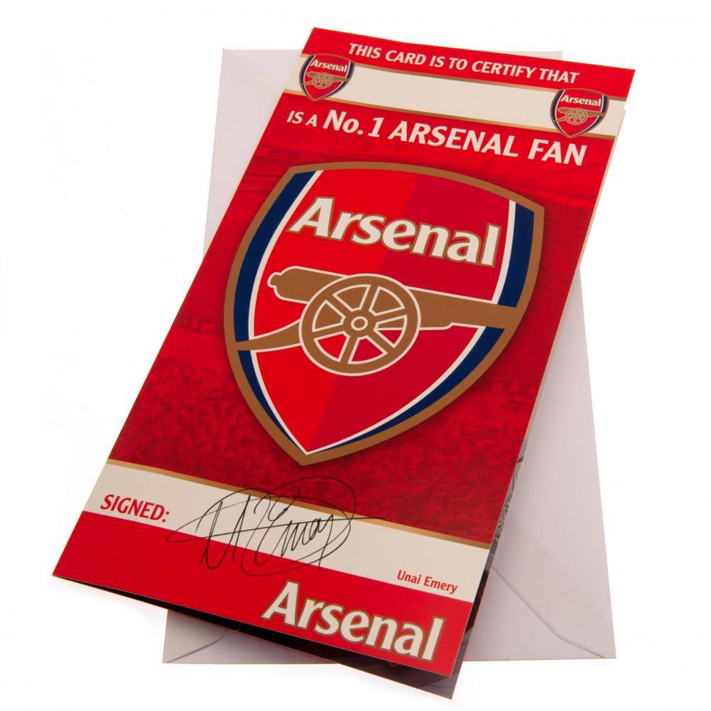 Fan-shop Blahopřání ARSENAL FC