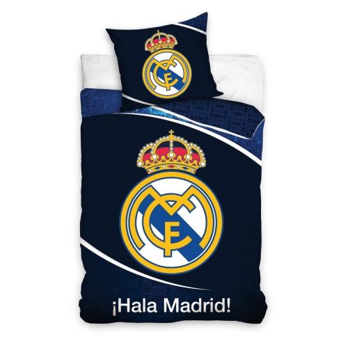 Carbotex Povlečení REAL MADRID crest 140x200 / 70x90
