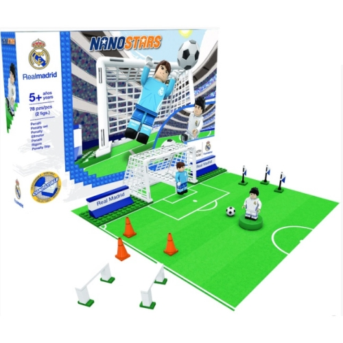 Stavebnice REAL MADRID penalty